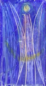 Ikone Blauer Engel II