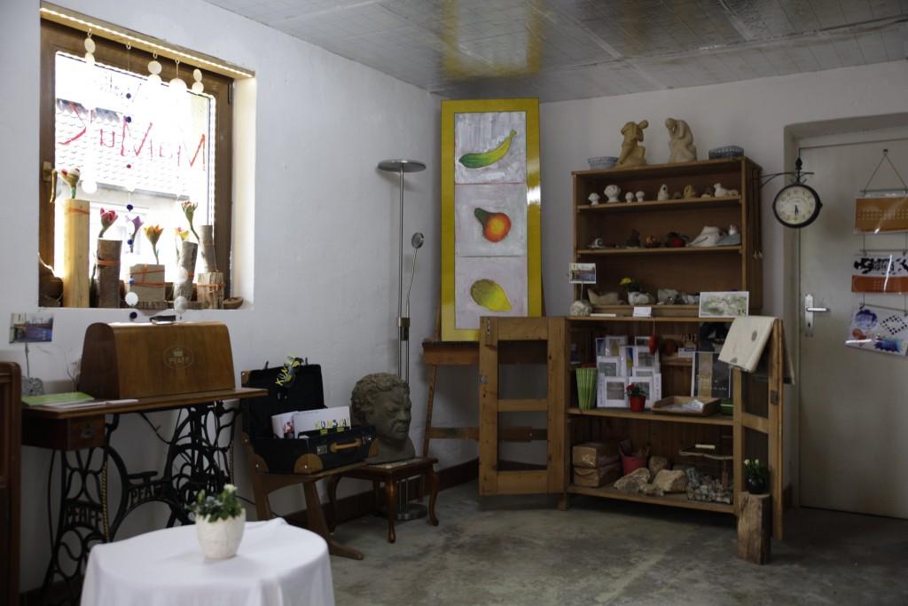 Atelier-Werkstatt
